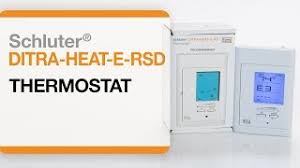 Warm Tiles Thermostat Gfci Tripping by Schluter Ditra Heat E Rsd Floor Warming Schluter Com