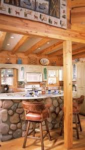 Rustic Log Cabin Kitchen Ideas by 45 Best Ideas For The House Images On Pinterest Log Cabins Log