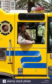 Fire Truck In Las Vegas Stock Photos & Fire Truck In Las Vegas Stock ...