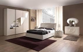 elegantes schlafzimmer talia in weiß modern