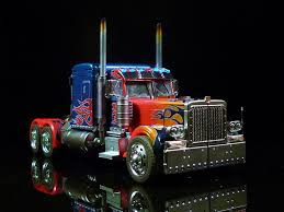 Transformers Wallpaper Optimus Prime Truck