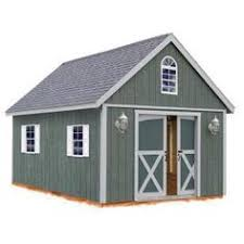 8x12 Storage Shed Kit by Danbury 8x12 Wood Storage Shed Kit All Pre Cut Wilbur