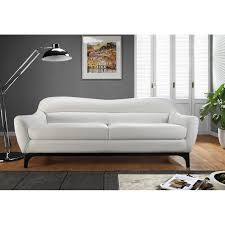 Wayfair White Leather Sofa by Gray Vinyl Corner Couch Decor With Drum Shades Pendant Lamp As