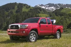 100 Toyota 4 Cylinder Trucks 2006 Tacoma Top Speed