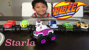 New Blaze And The Monster Machines Toys - Starla - YouTube Oddbods Cartoon Furious Fuse Monster Truck Episode Giant Play Doh Press And Go Youtube Best Of Mini Hot Wheels Japan Tomy Toys 1986 Machine 16wheel Mad Masher Semi Gear 100 Bigfoot Videos Youtube X Scale Wd Lego City Review 60055 New Bright Rc Jam Sonuva Digger 360 Firestone Bigfoot 4x4 Official Monster Truck Series Toy Toy Lost At Sea Hotwheels Trucks R Us