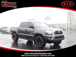 100 Used Trucks Arkansas Toyota Tacoma For Sale In Little Rock AR 72205 Autotrader