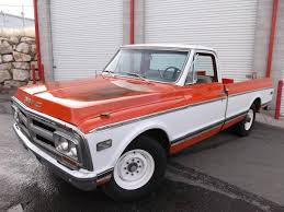 1971 GMC Sierra Grande For Sale #1918261 - Hemmings Motor News