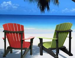 Folding Adirondack Chairs Ace Hardware by Furniture Alluring Deluxe Adirondack Chairs On Beach Picture Of