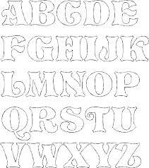 The 25 best Alphabet templates ideas on Pinterest