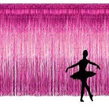 Foil Fringe Curtain Singapore by Rainbow Foil Curtain Ebay
