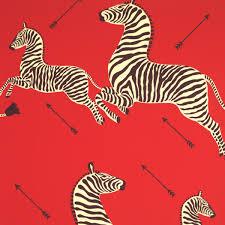 Shop Wall Pops Go Wild Zebra And Flirt Pink Dots Wall Decal Set
