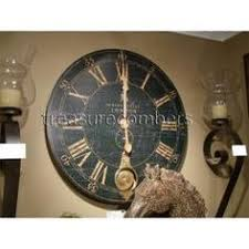 Brass Works Clock Grandin Road 299