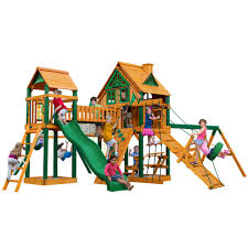 Gorilla Playsets - Playsets & Swing Sets - Parks, Playsets ... Backyard Playsets Plastic Outdoor Fniture Design And Ideas Decorate Our Outdoor Playset Chickerson And Wickewa Pinterest The 10 Best Wooden Swing Sets Playsets Of 2017 Give Kids A Playset This Holiday Sears Exterior For Fiber Materials With For Toddlers Ever Emerson Amazoncom Ecr4kids Inoutdoor Buccaneer Boat With Pirate New Plastic Architecturenice Creative Little Tikes Indoor Use Home Decor Wood Set