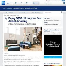 $50 Off Your First Airbnb Booking (Minimum $200 Spend, Pay With An ... Ill Give You 40 To Use Airbnb Aowanders Superhost Voucher Community Get A Coupon Code 25 Coupon How Make 5000 Usd In Travel Credits New 37 Off 73 Code First Booking Get 35 Airbnb For Your Time User Deals Bay Area 74 85 Travel Credit Bartla 5 Reasons Why You Should Try And 2015 Free Credit