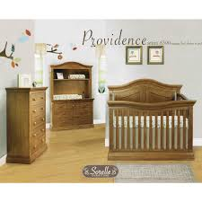 Sorelle Dresser Changing Table by Sorelle Providence 4 In 1 Convertible Crib In Vintage Frost Free