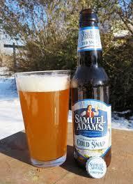 Sam Adams Pumpkin Ale 6 Pack by Samuel Adams Cold Snap Bottle Cap Recaps
