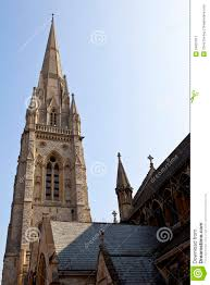 100 Kensington Church London St Mary Abbots In Stock Image Image Of