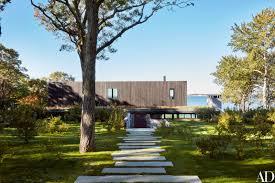 100 Beach House Landscaping Tour Lyor Cohens Hamptons Architectural Digest