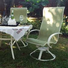 Vintage Homecrest Patio Table by Chair Care Patio Furniture Repair