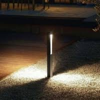 Garden Models Contemporary Ideas Landscape Light Sweet Lighting Unique Design Exciting