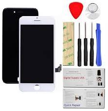 iPhone 6 Plus Screen Replacement Kit LCD Digitizer Tools