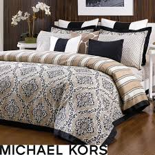 Marvelous Navy Blue Gold forter Set 3 Green And King Size