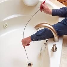 unclog bathtub drain 6 ways to unclog a tub drain clean bathtub drain pmcshop