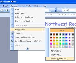 How To Remove Background Images In Word Document