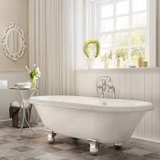 Luxury 60 Inch Modern Clawfoot Tub In White With Stand-Alone ... Choosing A Shower Curtain For Your Clawfoot Tub Kingston Brass Standalone Bathtubs That We Know Youve Been Dreaming About Best Bathroom Design Ideas With Fresh Shades Of Colorful Tubs Impressive Traditional Style And 25 Your Decorating Small For Bathrooms Excellent I 9 Ways To With Bathr 3374 Clawfoot Tub Stock Photo Image Crown 2367914