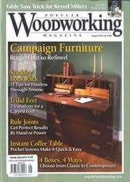 popular woodworking magazine subscription magazine cafe