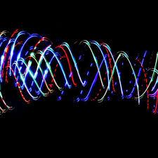 LED Glove Sets Orbits Rave Lights LED Bulbs
