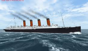Rms Lusitania Model Sinking by The Quality Simulations Forum U2022 View Topic Rms Mauretania