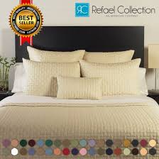 Piece Set Rayon from Bamboo Egyptian fort Bed Sheets by Refael