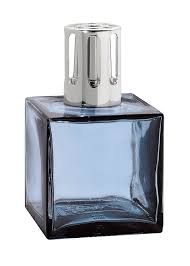 Lampe Berger Lamps Instructions by Amazon Com Lampe Berger Lamp Cube Blue Home U0026 Kitchen