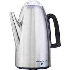 This Is A Totally Different Percolator From Most It In Make And Appearance The First Major Difference That Has Twist Top Lid