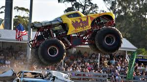 Photos: Monster Truck Mayhem And Freestyle Motocross In Wauchope ... Houston Texas Reliant Stadium Ultimate Monster Jam Freesty Flickr Stone Crusher Claims Freestyle Victory In Charlotte Avenger Archives Monstertruckthrdowncom The Online Home Of Jams Royal Farms Arena Baltimore Postexaminer Hatbox Photographymonster 2018blog World Finals Xvii Competitors Announced Jon Zimmer No Joe Schmo Gravedigger Breaks A Wheel Freestyle Big Foot And Sonuva Digger Santa Clara 2018 Youtube Team Hot Wheels At Competion Brutus Stock Photos