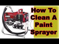 Best Airless Paint Sprayer For Ceilings by Using A Titan Capspray 115 Where To Use An Hvlp Paint Sprayer