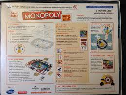 Monopoly Operation Despicable Me 2 Games Review Instructions