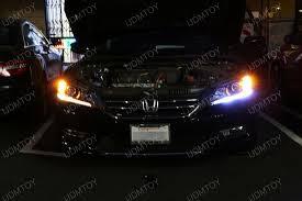 upgrade honda accord led daytime running lights without the