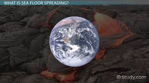 Evidence For Seafloor Spreading Comes From by Alfred Wegener U0027s Theory Of Continental Drift Video U0026 Lesson