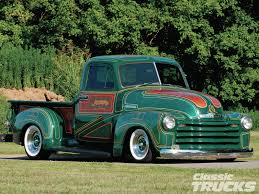 100 1951 Chevy Truck Pickup Paneled Pickup Hot Rod Network