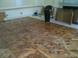 installation of wood panels capital flooring