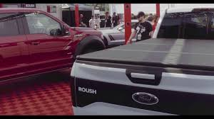 Extang Solid Fold 2.0 Tonneau Cover & The Roush Nitemare At SEMA ... Trifecta 20 Tonneau Cover Auto Outfitters Covers Truck Bed 59 Reviews 83450 Extang Solid Fold Silverado Sierra 66 2018 Ford F 150 Roll Up Tonneaubed Hard For Blackmax Black Max Tri 072013 Gm Full Size Trucks 5 8 Assault 52019 F150 55ft 83475 How To Install Youtube Partcatalogcom Easy Fast Installation