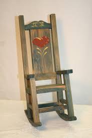 Outdoor Kentucky Rustic Wood Rocking Chair Main Modern ...