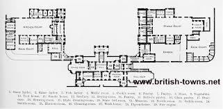 Highclere Castle Ground Floor Plan by Floors Castle Floor Plan Google 検索 Castles Pinterest