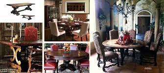 Mediterranean Dining Room Furniture Ideas