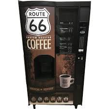 Crane National 673 Coffee Vending Machine