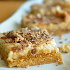 Pumpkin Cake Paula Deen by Pumpkin Heath Toffee Gooey Butter Cake A Bajillian Recipes