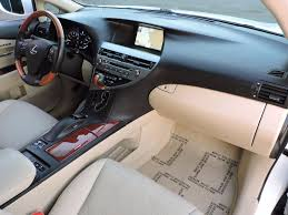Lexus 2010 Rx 350 Floor Mats by Used 2010 Lexus Rx 350 At Auto House Usa Saugus