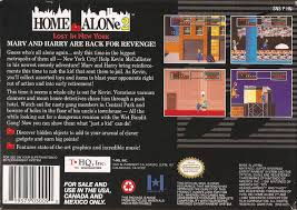 Home Alone 2 Lost in New York Box Shot for Super Nintendo GameFAQs